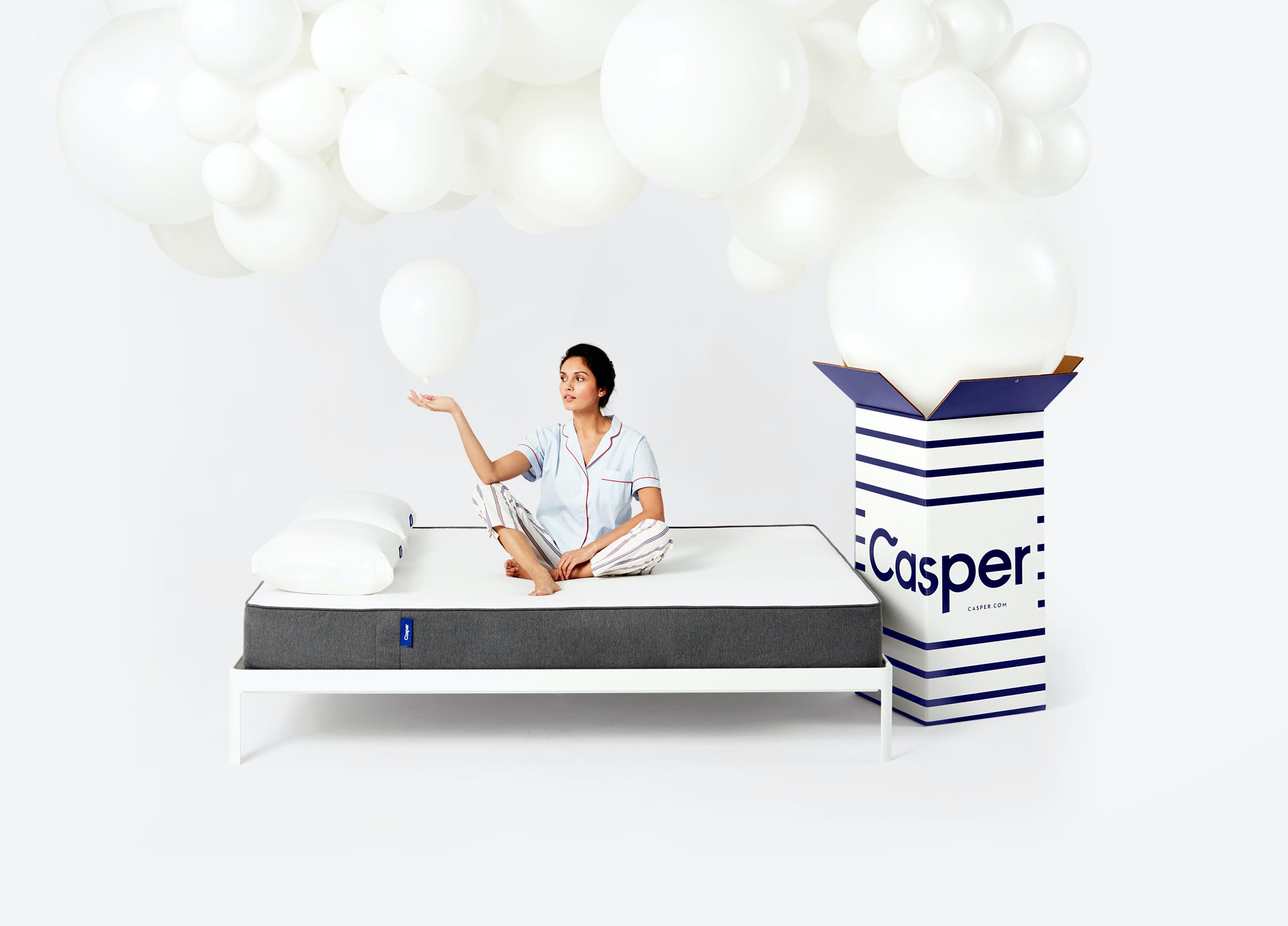 Casper Mattress (Lifestyle)