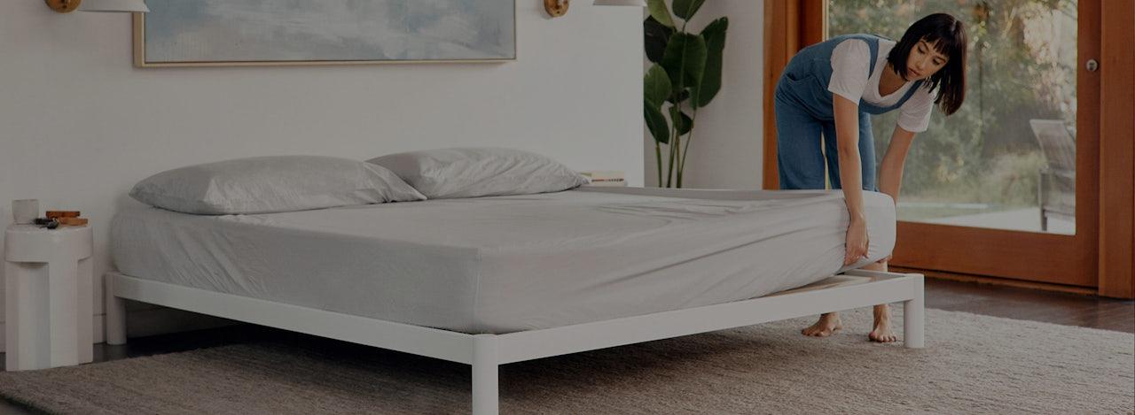acheter un matelas casper en ligne livraison retours gratuits casper. Black Bedroom Furniture Sets. Home Design Ideas