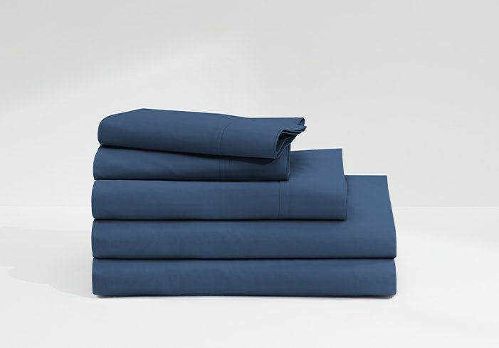 Weightless Cotton Sheets, Available in 5 colors