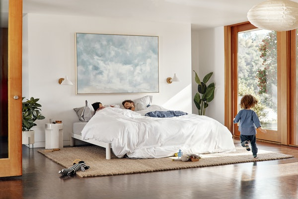 Metal Bed Frame (All Sizes: Twin to California King)