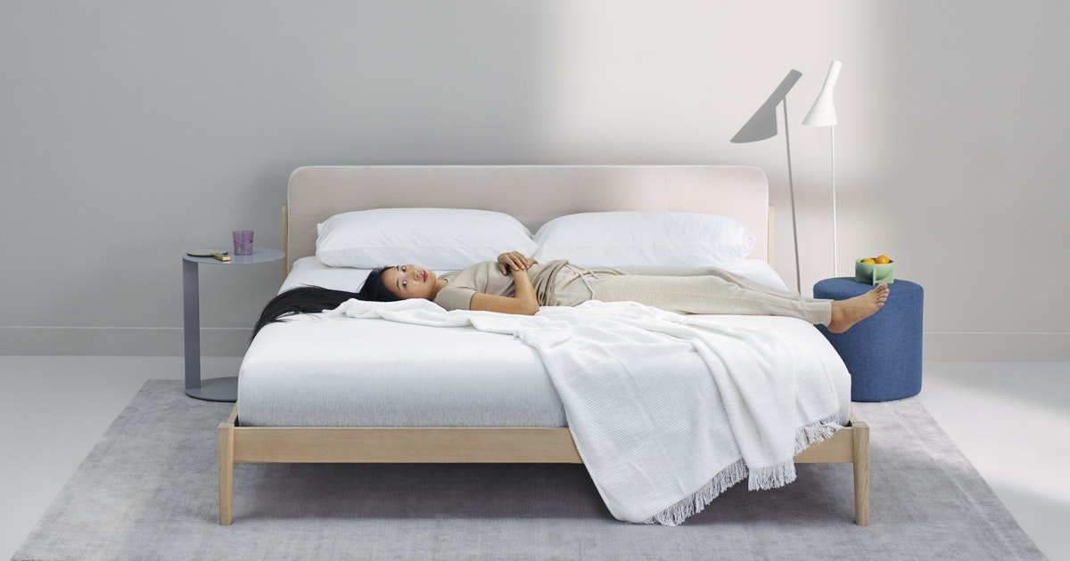The best bed for better sleep casper for Bed design images