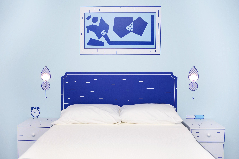 The Casper House London (Bedroom)