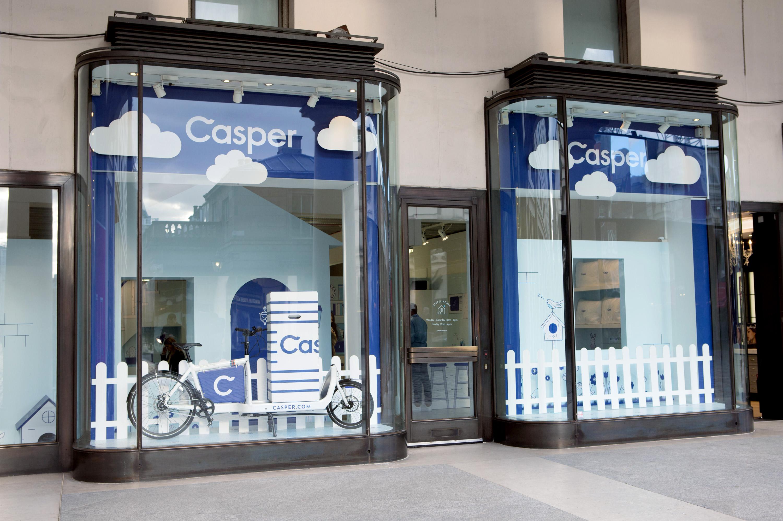 The Casper House London (Facade)