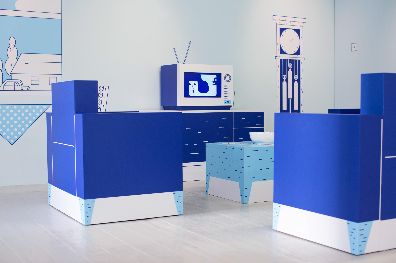 The Casper House London (TV Room)