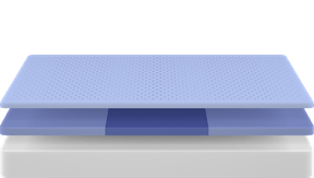 The Original Mattress - Cooling/Support layers