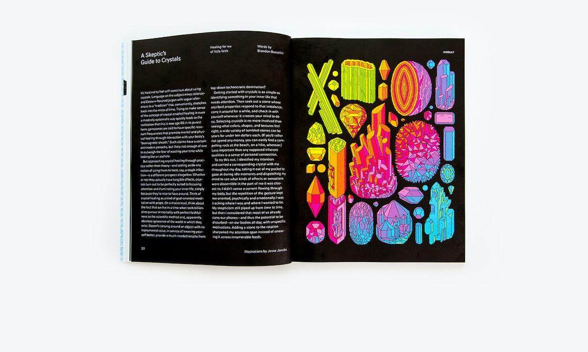 Woolly Magazine Casper 174